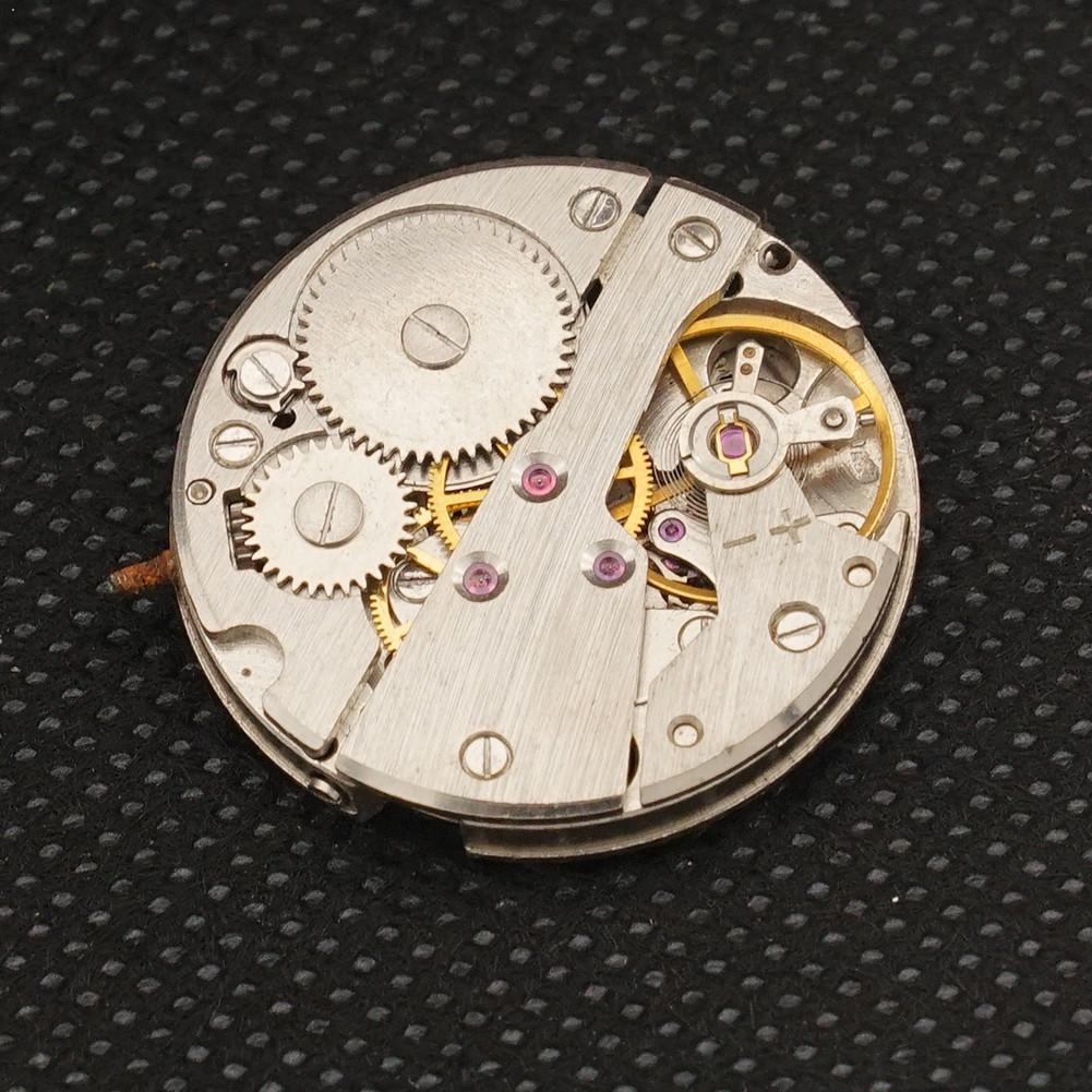 Scrapped Watch Mechanical Movement For DIY Watch Assembly Exercises Accessory Watch Clock Part J5M5