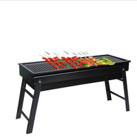 Manufacturers Direct Selling Grill Outdoor Folding Grill Charcoal Oven BBQ Portable Household Oven BBQ Box