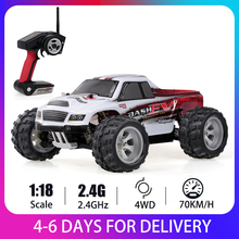 RC Crawler Toys RTR Foot-Truck Racing-Car Electric High-Speed Car-70km/H Big Gift High-Quality