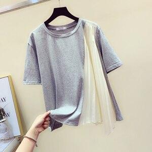 Women T-shirt Woman Tshirt Sum