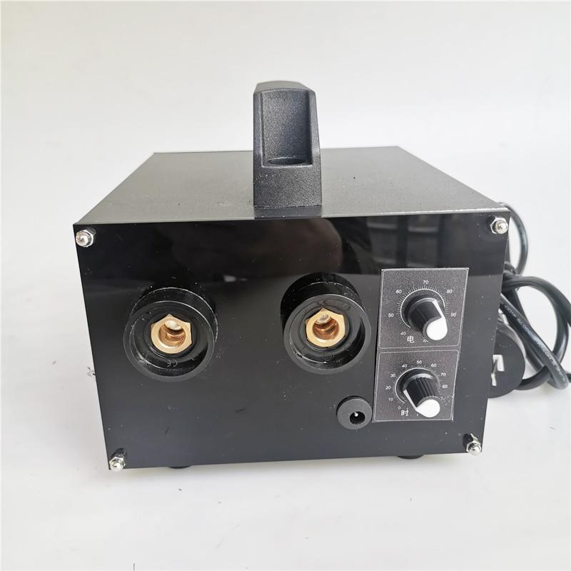 2.5KW Spot Welding Machine For 18650 Batteries Nickel Strip Connection Battery spot Welder High Power Welding Pen