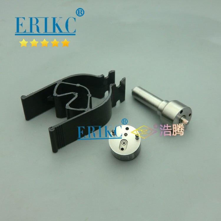 ERIKC EJBR00202Z EJBR00402Z حاقن وقود إصلاح أطقم فوهة L128PBD مجموعة صمامات 9308-621C 28239294 لحاقن دلفي
