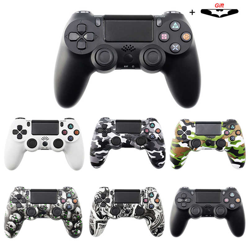 Bluetooth Wireless/Wired Joystick for PS4 Controller Fit For mando ps4 Console For Playstation Dualshock 4 Gamepad For PS3