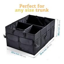 Big Capacity Car Storage Box Car Trunk Organizer Eco-Friendly Super Durable Collapsible Cargo Storage Tool Auto Trucks Trunk Box