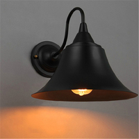 American Vintage Wall Lamp Indoor Lighting Bedside Lamps Retro Wall Lights For Bedroom Home Reading Room