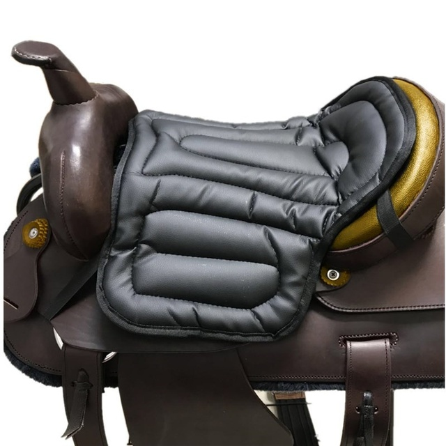 Super Cushy For You & Your Horse! Modified Comprehensive Western Saddle Pad  3