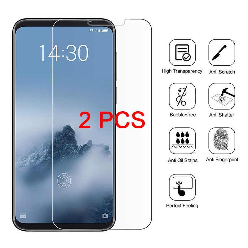 2 sztuk szkło hartowane HD dla Meizu Pro 7 Plus Pro 6 5 MX6 MX5 MX4 szkło przezroczysta folia folia ochronna na telefon dla Meizu uwaga 9 8 V8 X8