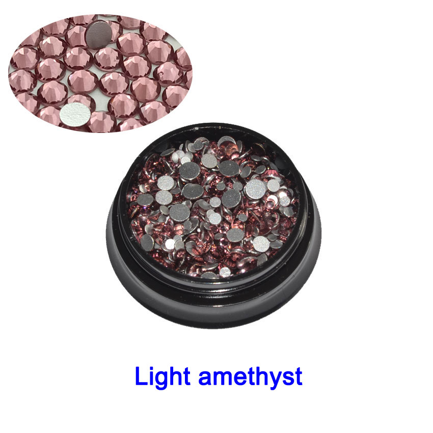 Light-amethyst