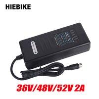 Elektrische Fahrrad Ladegerät 36v/48v/52v 2A AU/EU/US/UA Ebike batterie Ladegerät mit DC 2 1 Buchse für 36/48/52v Lithium Batterie-in E-Bike Zubehör aus Sport und Unterhaltung bei