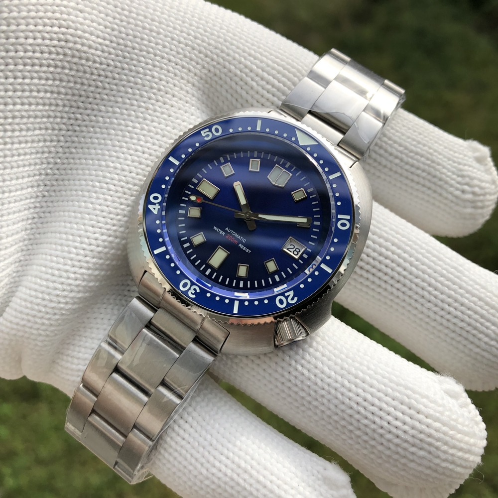 H8d6802a379fe44b2b83ae6724014eca8v SD1970 Steeldive Brand 44MM Men NH35 Dive Watch with Ceramic Bezel