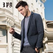 2020 Ipg New Fashion Luxury Men Casual Blazer Spring Brand Slim Fit Mens Suit Blazers Gentleman Suits Comfortable Simple Design