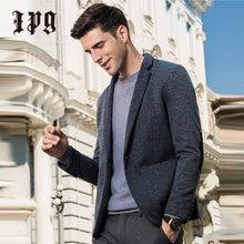 2020 ipg новый модный роскошный мужской повседневный Блейзер