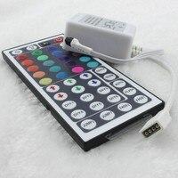 10M 32FT 3528 Waterproof SMD RGB 600LEDs LED Light Strip 44Key IR Remote Control Holiday Lighting