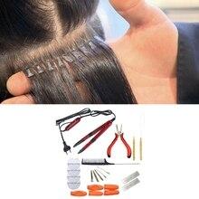 Специальный термостат для наращивания волос бесшовный контроль нагрева плоская пластина fusion набор инструментов для наращивания волос Кератиновый клей