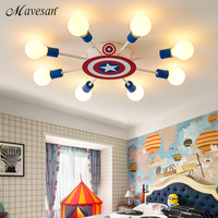 New  Design led ceiling lights lamp with Remote control for child bedroom babyroom lamparas de techo luminaire