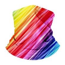 Outdoor Magic Scarf Abstract Painting Unisex Headbands Anti Dust Windproof Bandana Elasticity Wristband Neck Gaiter Schal