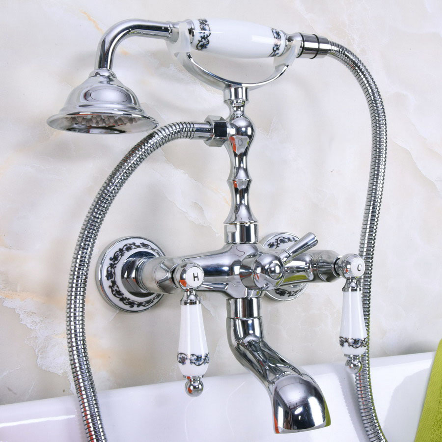 top 10 shower faucet for clawfoot tub ideas and get free shipping