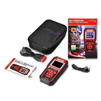 KW850 OBD2 Scanner Auto Diagnostic Scanner Full Function Car Diagnosis Scanner