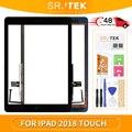 Дигитайзер сенсорного экрана для iPad 2018, сенсорный экран для iPad 6 iPad 9,7 2018, сменная стеклянная панель, датчик A1893 A1954