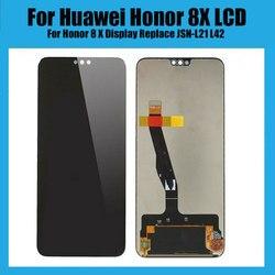Pour Huawei Honor 8X LCD affichage JSN-L21 JSN-AL00 JSN-L22 écran tactile numériseur pièces de réparation pour honneur 8X LCD affichage