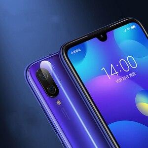 """Image 4 - 2 In 1 Voor Xiaomi Mi Spelen 5.84 """"Gehard Glas Screen Protector Op Camera Lens Film Voor Xiaomi Mi play Beschermende Glas"""