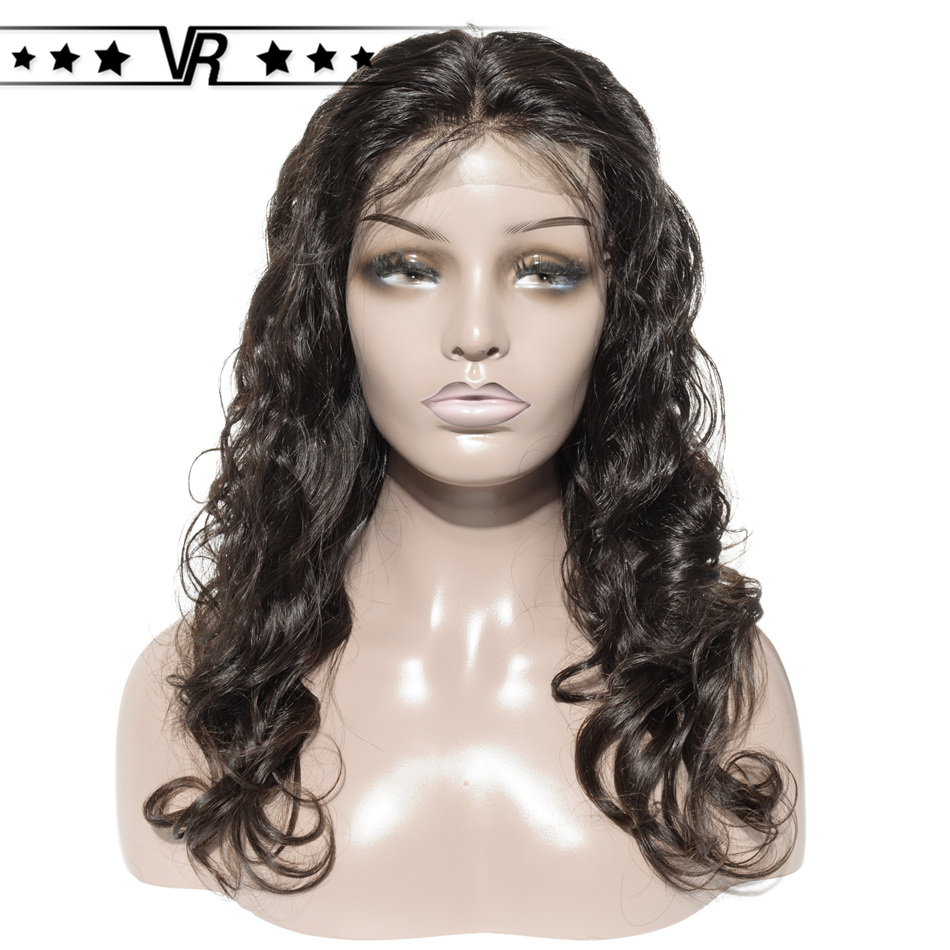 Star Quality 4*4 Lace Closure Human Hair Wigs Loose Body Wave For Black Women Pre-Plucked
