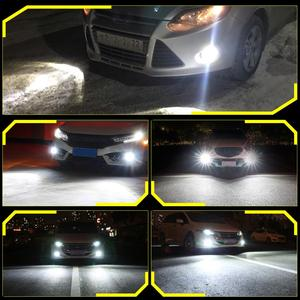 Image 5 - 2 個 H11 H9 H8 フォグランプ電球 12 トヨタカローラボルボ XC60 XC90 S60 V70 S80 S40 v40 V50 XC70 V60 C70 H7 H4 Led 車のライト
