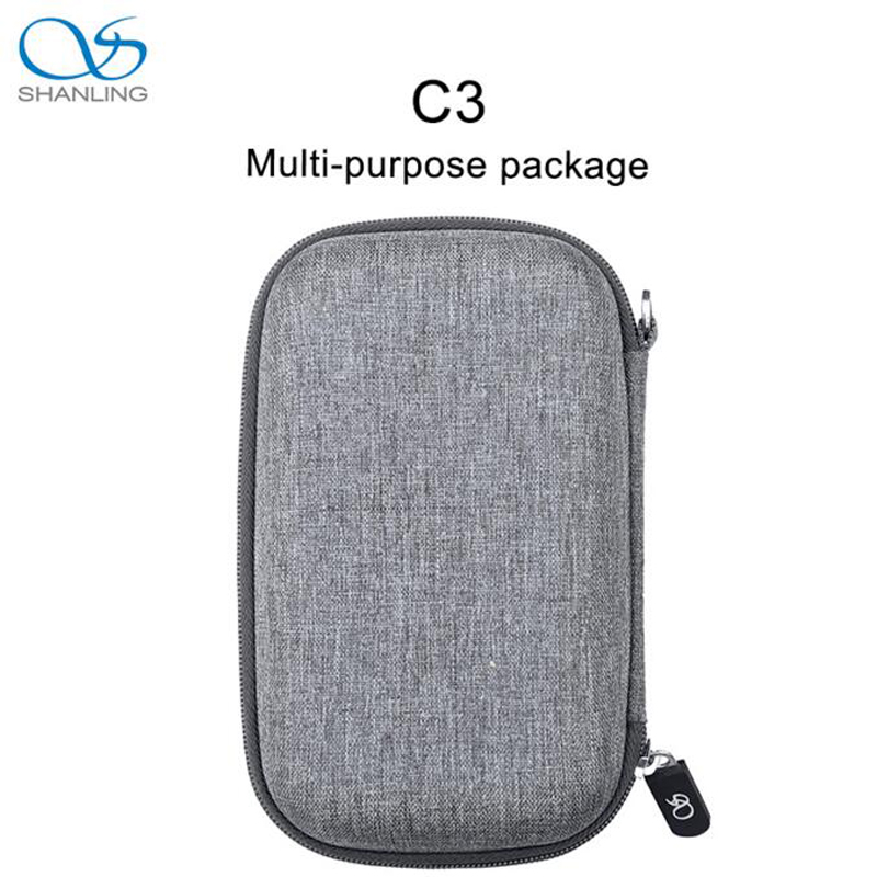 Image 5 - SHANLING C3 Storage Box for Portable Players M0 M1 M3S M5S FIIO M5 M6 M9 M7 M3K M11 M15 M11 Pro Multi purpose PackageMP3 Players & Amplifier Accessories   -