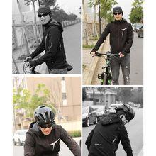 Зимняя велосипедная походная Беговая ветрозащитная теплая Кепка шапка унисекс термошлем лайнер PXPF