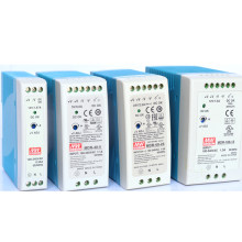 MEAN WELL MDR-10 20 40 60 100 - 5 12 15 24 48 meanwell MDR-10 -20 -40 -60 -100 W 5 12 15 24 48 V Saída Industrial DIN Rail