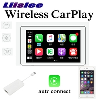 Liislee Wireless CarPlay Adapter Dongle Box auto connect Touch Screen Phone Car Radio By Head Unit For Safe Driving Control
