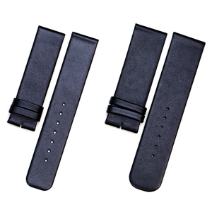 Image 5 - Pesno Genuine Leather Watch Band Black Watch Strap 12 16 18 20 24mm Suitable For Rado Esenza Belt Bracelet for Men and Women