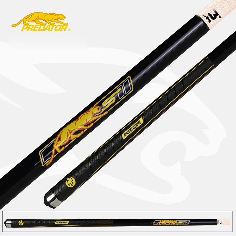 Official PREDATOR Sports-II Billiard Pool Cue White High-quality Professional Teco Billar Stick Pool Cue With Excellent Gifts