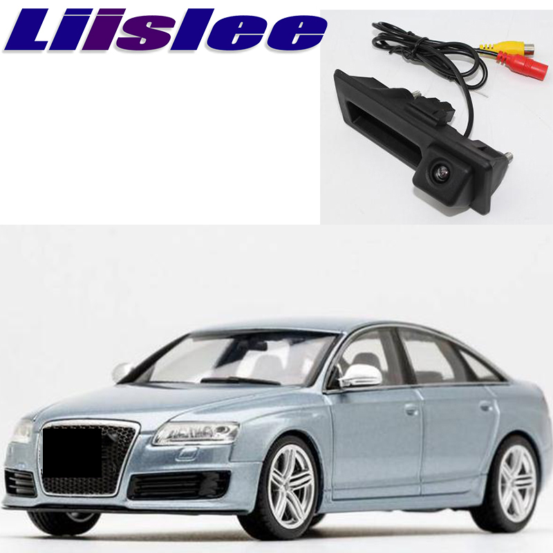 Car Trunk Handle Rear View Camera Replacement for Audi A3 Sportback 2013-2016