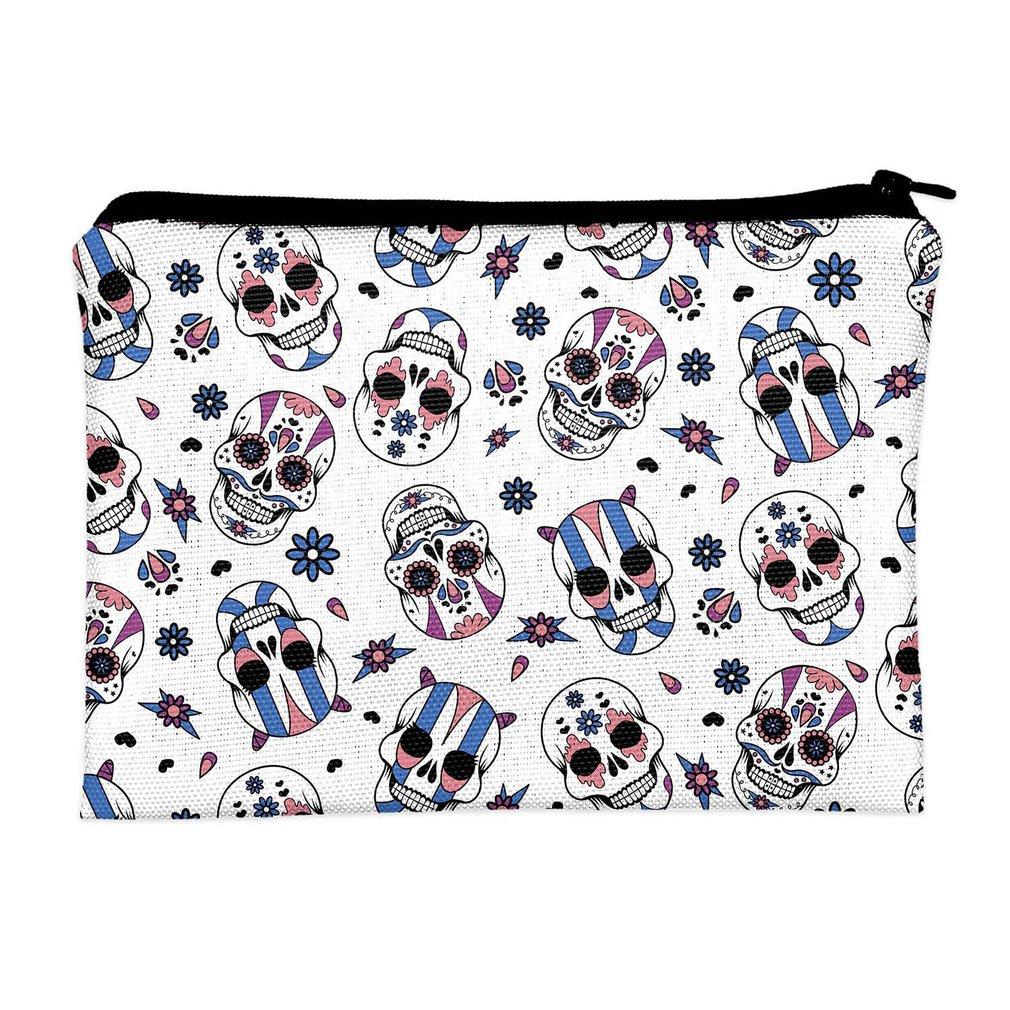 Travel Cosmetic Bag Portable Zipper Lip Make Up Bags Girl Function Makeup Case Wash Organizer Toiletry Storage Bag