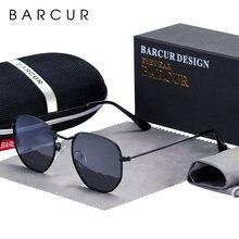 Barcur ретро светоотражающие солнцезащитные очки Классические