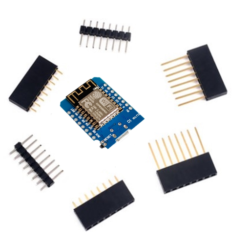5pcs/lot D1 Mini NodeMcu Lua WIFI based on ESP8266 wireless board MINI D1