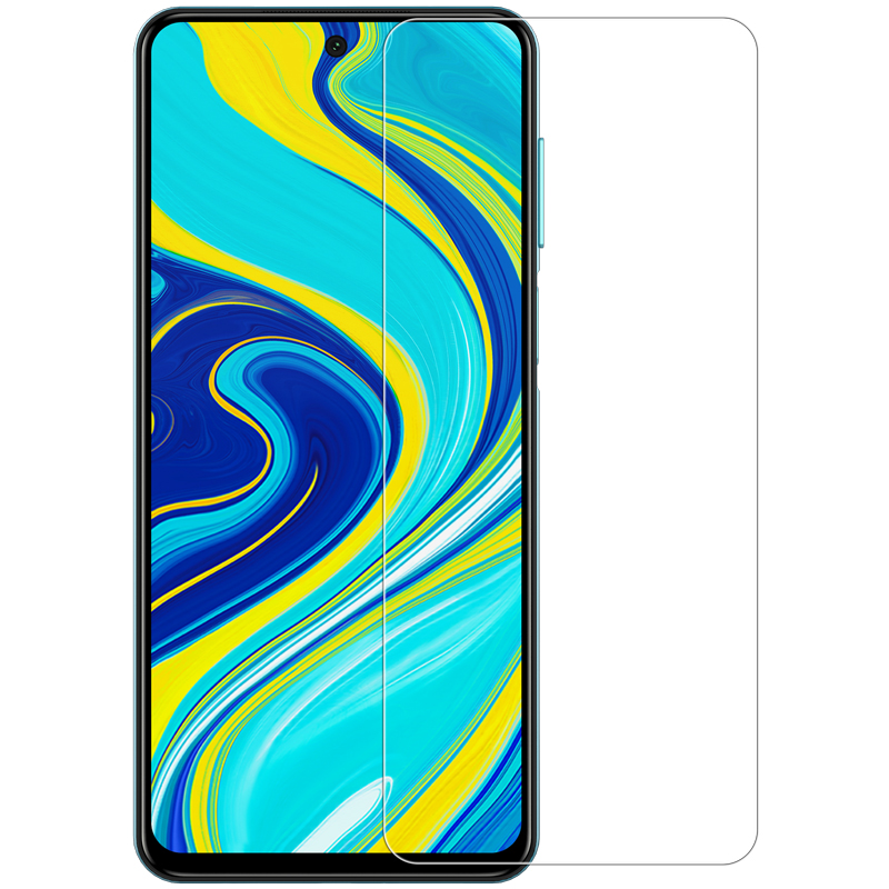 Xiaomi redmi not üçün 8 pro şüşə Qeyd 9 Pro Nillkin Amazing H - Cib telefonu aksesuarları və hissələri - Fotoqrafiya 1