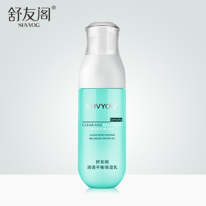 SHVYOG Shrink Pores Face Lotion Balanced Water And Oil Care Cream Deep Hydration Oil Control Blackhead Removal Face Care