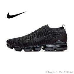 Zapatillas para correr Nike AIR VAPORMAX FLYKNIT 3 para hombre, zapatillas de deporte de malla ligera transpirable para exteriores, recién llegadas 2019