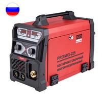 PRO MIG 255 MIG Inverter Welding Machine (MIG MMA TIG) OMAX G0012