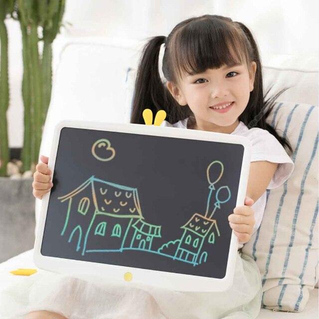 Youpin 16 Inch Lcd Schrijven Tablet Handschrift Boord Singe/Multi Kleur Elektronische 12/10 Inch Tekening Pad Een goede Gift