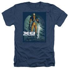 Camiseta de X-O XO Manowar con licencia para adultos... camiseta de diseño de todas las sizes... informal fresca