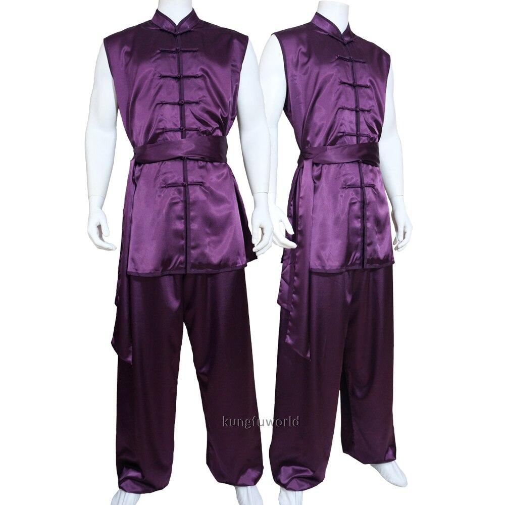 Chinese Nanquan Suit Kung Fu Martial Arts Uniforms Tai Chi Clothes Wing Chun Jacket Wushu Pants Custom Service Need Measurements