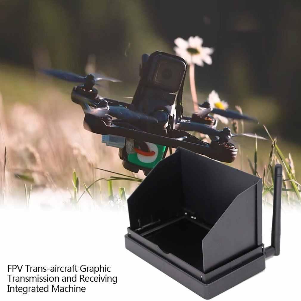 Écran de neige portatif d'affichage de machine de Transmission d'image en temps réel de Machine croisée de 5.8g FPV 4.3 pouces sans DVR