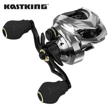 KastKing Valiant Eagle Bait Finesse System Baitcasting Fishing Reel 5.5KG Max Drag 11 Ball Bearing 6.6:1 Long Fiber Carbon Frame