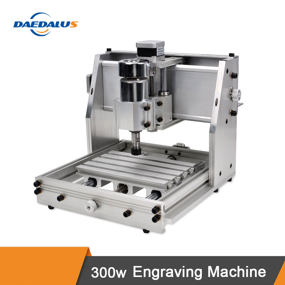 Daedalus 300w Engraving Machine Woodwork Engraving With GRBL Control Board