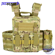 Ballistic Vest Bulletproof-Vest-Level IIIA Tactical Military Tagarmor 3A Combat Nij-Level