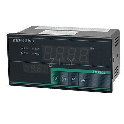 AC 115V-285V Power SSR Digital Intellective Temperature Control Meter XMT-806