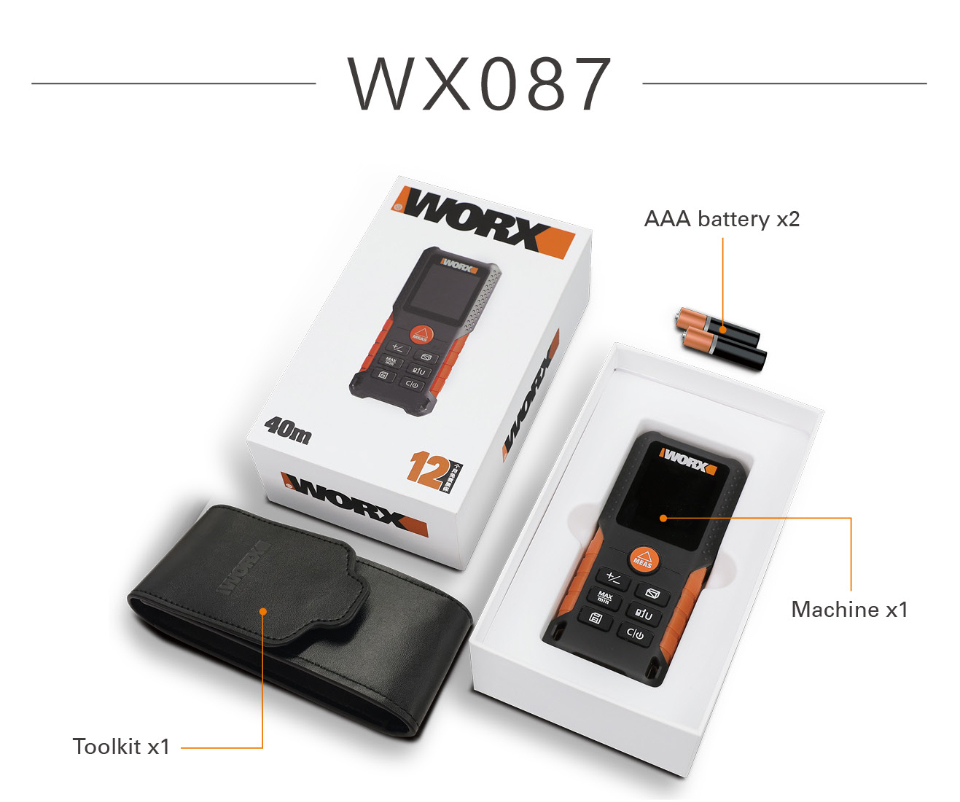 WORX WX087